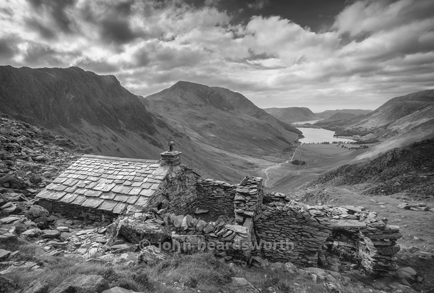 Warnscale Bothy